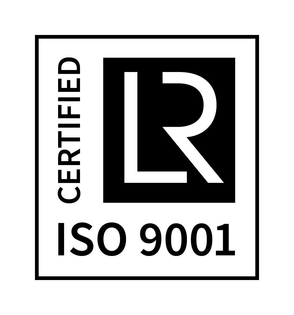LR cértifié iso 9001