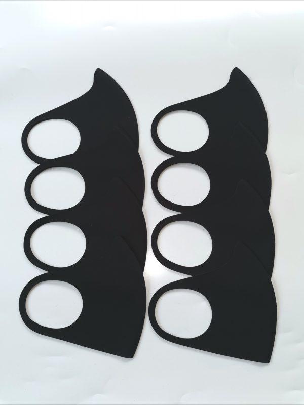 pack de 8 masques intense